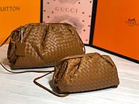 Новинка кожаные сумки Bottega Veneta в двух размерах