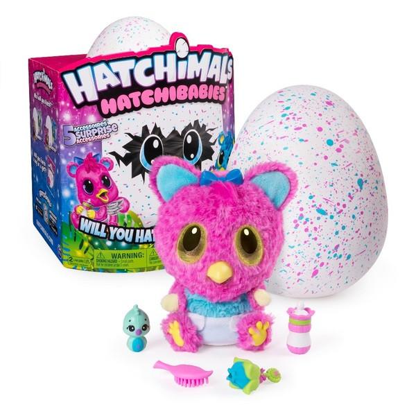 Интерактивный малыш Чубастик в яйце