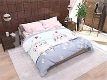 Двухспальный постельный комплект Шаузи