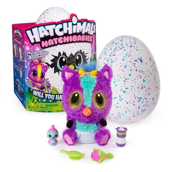 Spin Master Hatchimals Интерактивная крошка Понет в яйце