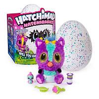 Spin Master Hatchimals Интерактивная крошка Понет в яйце, фото 1