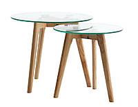 🏡Столики журнальный круглые стеклянные  | журнальный столик, столик стеклянный, столик стекло, столик в зал, столик, стол стеклянный, стол стеклянный