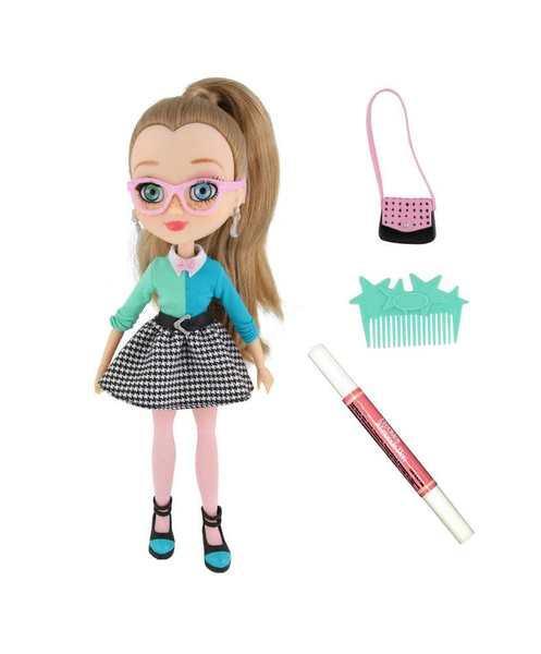 Freckle & Friends Стильная куколка с веснушками Дерби