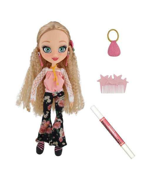 Freckle & Friends Стильная куколка с веснушками Квин
