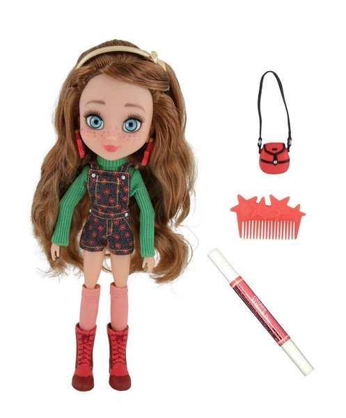 Freckle & Friends Стильная куколка с веснушками Фреклс