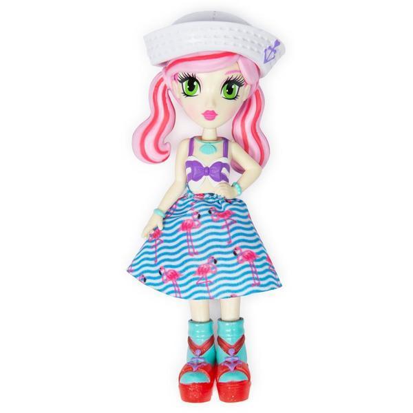 """Spin Master Off the Hook:стильная кукла Дженни (серия """"Летний отпуск"""")"""