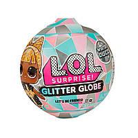 Кукла LOL Surprise Winter Disco Globe Glitter - Блестящий Шар ЛОЛ Сюрприз Зимнее Диско 561606