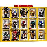 Подарочный набор 79060-K Ninjago,15 героев
