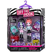 """Spin Master Off the Hook:набор из двух стильных кукол """"Коктейльная вечеринка"""" Алексис и Бруклин, фото 1"""