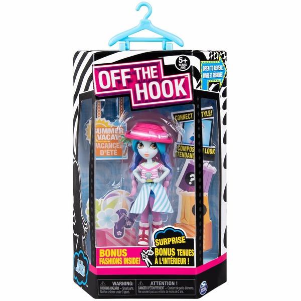 "Spin Master Off the Hook: стильная кукла Мила (серия ""Летний отпуск"")"