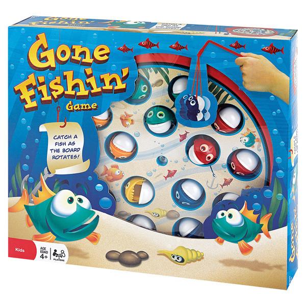 "Spin Master Настольная игра ""Веселая рыбалка"""