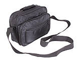Мужская текстильная сумка среднего размера 302938, фото 3