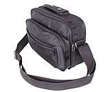Мужская текстильная сумка среднего размера 302938, фото 4