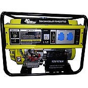 Бензиновый генератор Кентавр ЛБГ-605 Э с электростартером 6 КВт