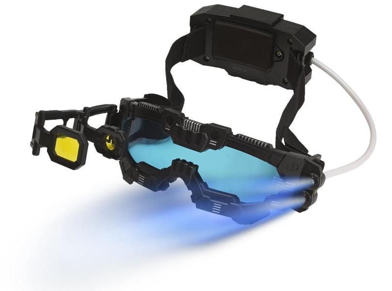 SPY X Шпионские очки ночного видения, AM10400S
