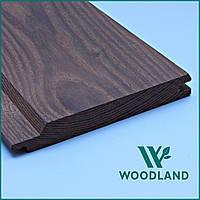 Имитация бруса Термоясень - Ясень - Woodland