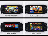 Игровая приставка  x6 psp 3000 32 бита 8 гб памяти, фото 4