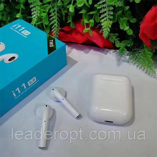[ОПТ] Беспроводные сенсорные Bluetooth-наушники HBQ I11 TWS (bluetooth 5.0)