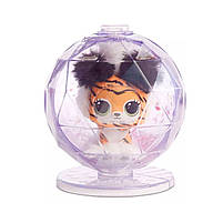 Оригинал кукла LOL Surprise Winter Disco Fluffy Pets - Мой Пушистый Любимец Питомец 559719, фото 5