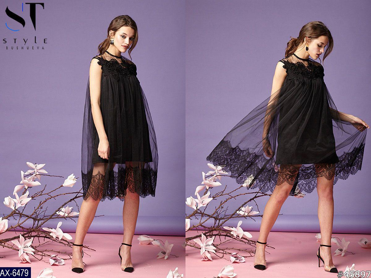 Платье женское нарядное стильное размеры 42 44 46 новинка 2019 много цветов