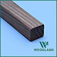 Декор рейка Термоясень - брус Ясень - Woodland
