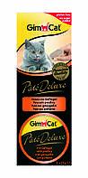 "Влажный корм Gimborn GimCatPate Deluxe ""Птица"" 4,3/5,8 (для котов и кошек)3х21гр"