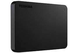 Внешний жесткий диск Toshiba Canvio Basics 2TB (HDTB420EK3AA) USB 3.0 USB 2.0