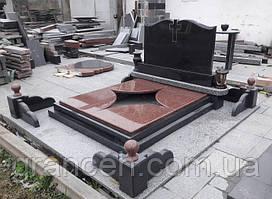 Памятник из гранита №053