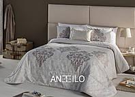 Покрывало с наволочками Antilo Gisele vison 250х270 см + 2 наволочки (40х60 см)