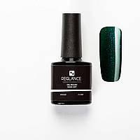 Гель-лак Reglance 108 Темно-зеленый с микроблеском 7.5 мл