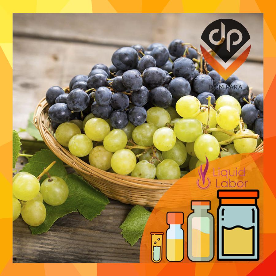 Ароматизатор Liquid Labor Cool Grape   Виноград с холодком