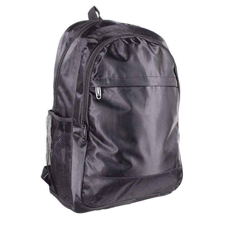 Удобный мужской рюкзак городских прогулок GO1-0931 Черный