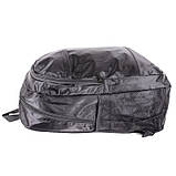 Удобный мужской рюкзак городских прогулок GO1-0931 Черный, фото 4