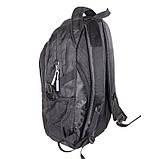 Современный городской рюкзак GO1-3837 Черный, фото 3