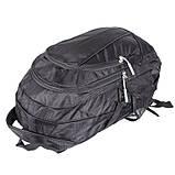 Современный городской рюкзак GO1-3837 Черный, фото 4
