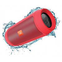 Jbl Charge 2 портативная колонка Bluetooth, звуковая Блютуз акустика Красный