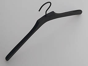 Плечики  Mainetti Mexx  с антискользящей резинкой, цвет матово-черный длина 46 см, фото 2