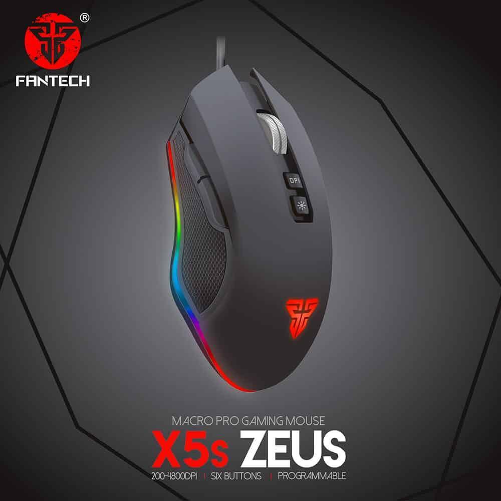 Игровая мышь FANTECH  X5 ZEUS