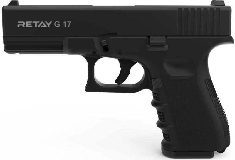 Стартовый (сигнальный) пистолет Retay G17