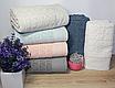 Банные турецкие полотенца Тесненка Lux, фото 2