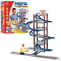 Игровой набор Мега парковка Bambi B 922-4  6 этажей (intB 922-4)