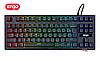 Клавиатура механическая игровая ERGO KB-910 (с подсветкой)