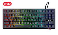 Клавиатура механическая игровая ERGO KB-910 (с подсветкой), фото 1
