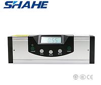 Цифровой уровень с лазером Shahe (5416-150) с цифровым угломером 90° и жидкостным уровнем. 150 мм (MK810)