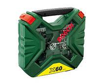 Набор принадлежностей Bosch X-Line-60 (2607010611)