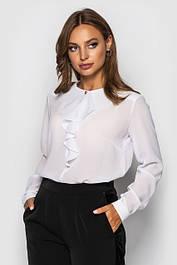 Блузы женские с длинным рукавом