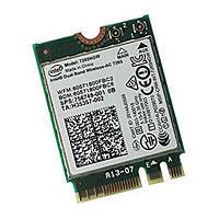 Сетевая карта 7265NGW Wifi+Bluetooth 4,2 модуль для ноутбука Intel Wireless-AC 7265 7265NGW 802.11 b,g,n,a 802.11ac 867 Mbps 2.4 GHz, 5 GHz бу