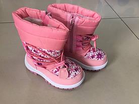 Зимою взуття для дівчинки. Розмір 19 — 26