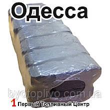Торфяные брикеты в термоупаковках.