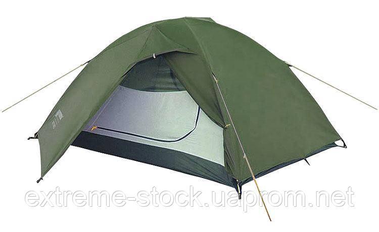 Палатка Terra Incognita Skyline 2 зеленый